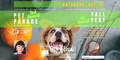 5th Annual Tennyson Fall Fest tickets