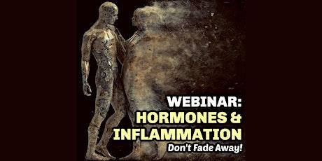 Inflammation, Stress, & Hormones - Live Webinar tickets