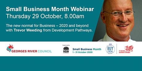 The New Norm for Business by Trevor Weeding from Development Pathways