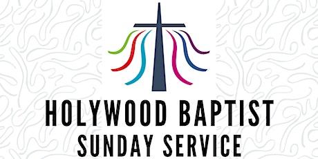 4th October - Holywood Baptist Church Sunday Service (A-Ma) tickets