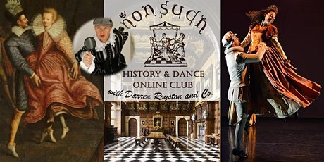 Nonsuch History& Dance Online Club tickets
