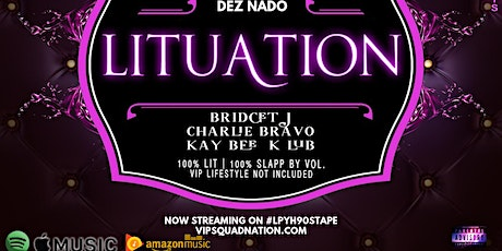 LITUATION Video Release Party (Masks Required) tickets