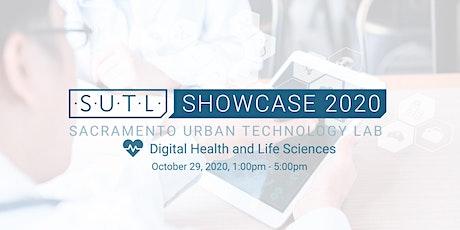 SUTL Showcase 2020: Digital Health and Life Sciences tickets