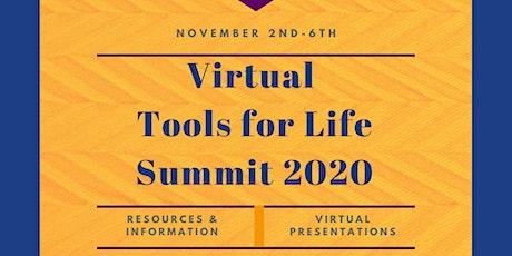 Joplin Tools for Life Virtual Summit 2020 tickets