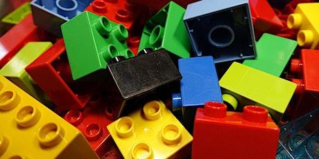 Lego Challenge Online tickets