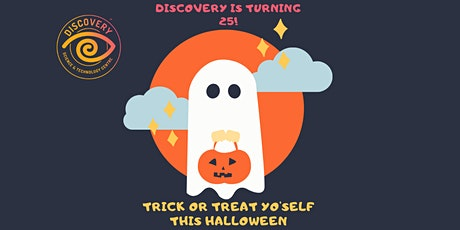 Discoverys' Halloween Hunt tickets