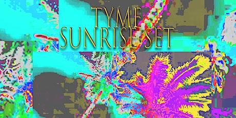 Sunrise Set Tymetravels tickets