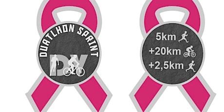 Desafio Duathlon Sprint - Outubro Rosa ingressos