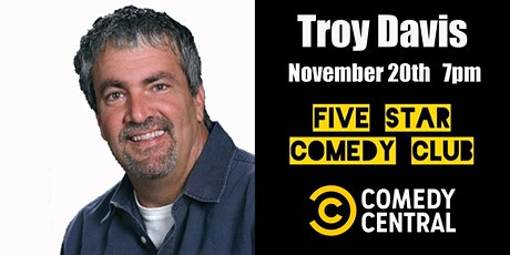 Troy Davis Comedy! tickets