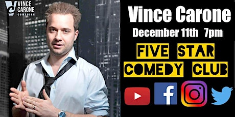 Vince Carone Comedy! tickets