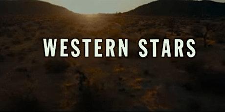 FILM:  Western Stars tickets