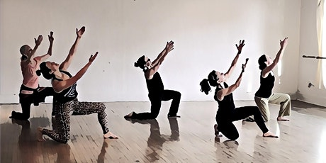 African Dance Class with Etienne Cakpo in October (10am Mondays) tickets