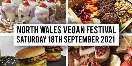 North Wales Vegan Festival 2021 tickets