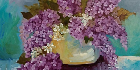 Introduction to Florals  in Oils tickets
