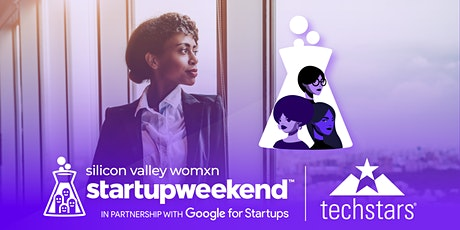 Techstars Startup Weekend Online Silicon Valley Womxn 11/2020 tickets