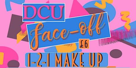 DCU Face Off - 121 Makeup Class tickets
