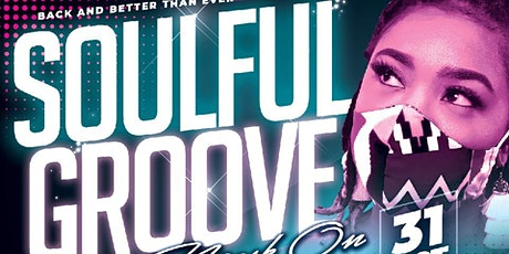 Soulful Groove   : The Mask On Edition tickets