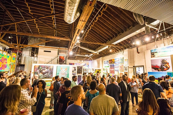 CHOCOLATE AND ART SHOW - LOS ANGELES image