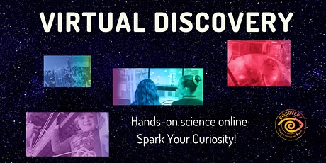 Virtual Discovery for Schools (F-2): Colour