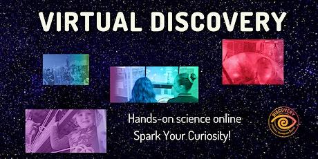Virtual Discovery for Schools (3-6): Wet & Wild- Splash!