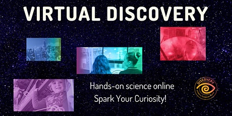 Virtual Discovery for Schools (3-6): Wet & Wild- Bubble Trouble