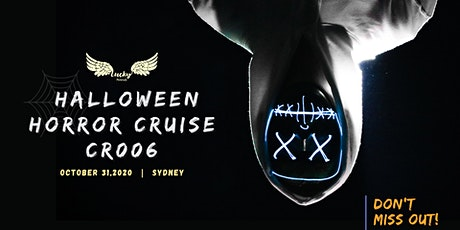 "Boat Party // Lucky Presents // CR006 ""Halloween Horror"" tickets"
