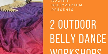 2 Belly Dance Workshops with Audie tickets