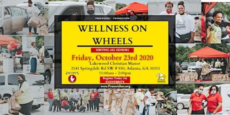 Freewishes Foundation : Wellness On Wheels tickets