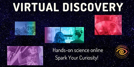 Virtual Discovery for Schools (3-6): Wet & Wild- Slime Time