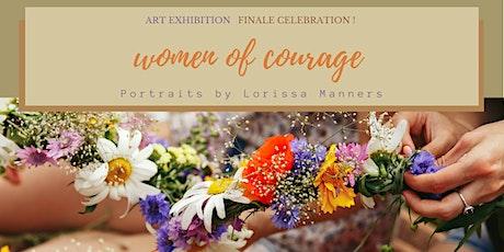Women of Courage Finale Celebration tickets