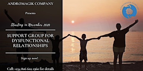 Support Group for Dysfunctional Relationships tickets