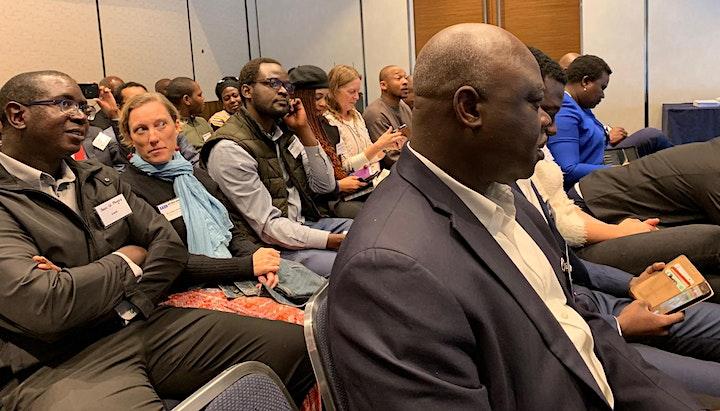 Australia Africa Universities Network (AAUN) Forum 2020 image