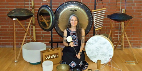 small soundhealing event for balance, peace and community with Viola Rose tickets