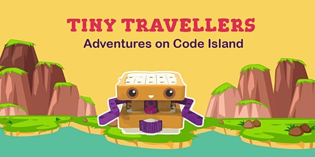 Tiny Travellers: Adventures on Code Island, [Ages 5-6] @ East Coast tickets