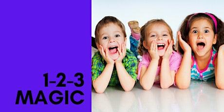 1-2-3 Magic & Emotion Coaching in English