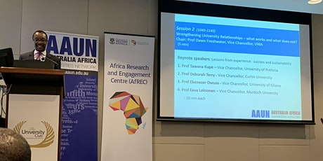 Australia Africa Universities Network (AAUN) Forum 2020 Tickets
