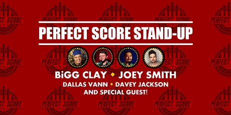 Perfect Score Stand-Up tickets