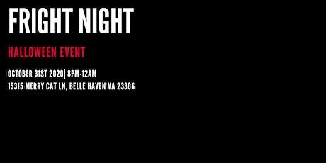 Fright Night 2020 tickets