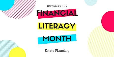 Webinar Wednesdays: Estate Planning tickets