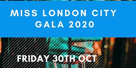 Miss London City Gala 2020 tickets