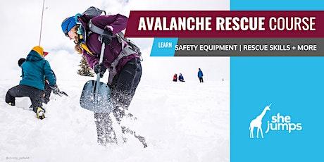 WA SheJumps AIARE Avalanche Rescue: Snoqualmie