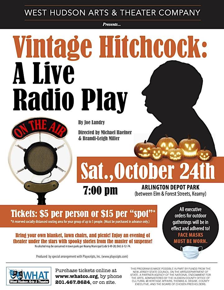 Vintage Hitchcock - A Radio Play image