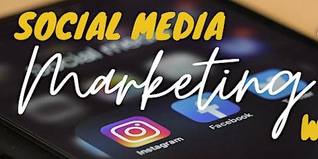 Social Media Marketing Workshop With Jelly Marketing tickets