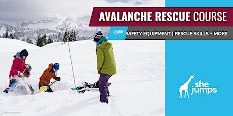 WA SheJumps AIARE Avalanche Rescue: Rainier