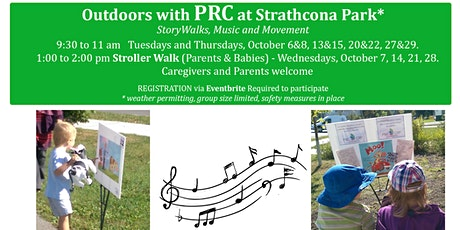 PRC Outdoor StoryWalks, Music and Movement tickets