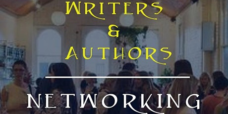 Writers and Authors Networking Mixer tickets