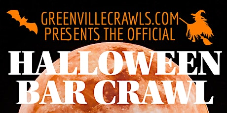 Halloween Bar Crawl - Greenville tickets