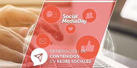 Curso de Generación de Contenido para Redes Sociales