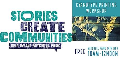 Cyanotype Printing  | Help Weave Mitchell Park | Mitchell Park tickets