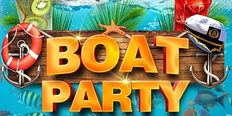 BOAT PARTY | WELCOME TO PARTYINGWORLD.COM tickets